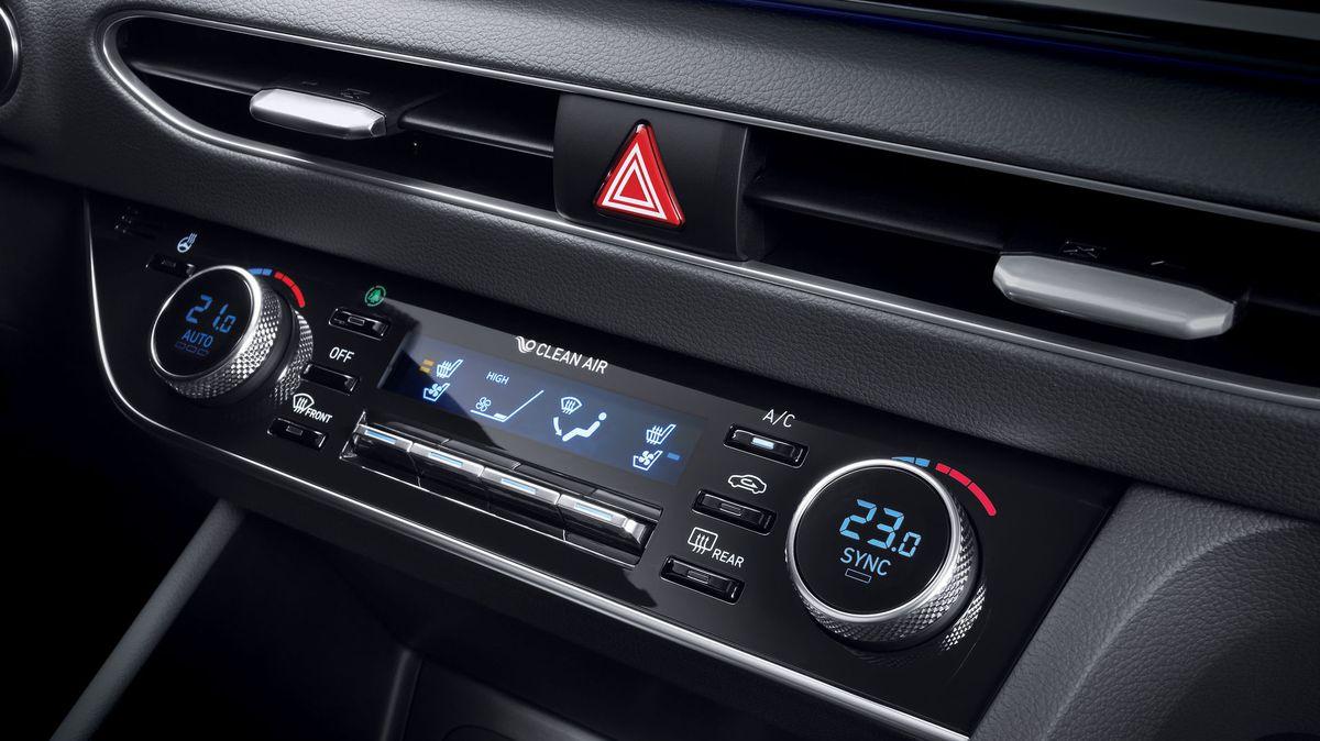 Марка Hyundai разработала кондиционер с функцией очистки воздуха