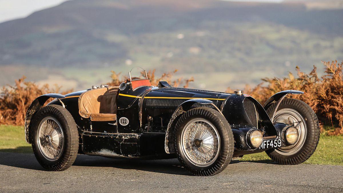 В сентябре в Лондоне пройдёт аукцион редких автомобилей. Вот пять самых дорогих машин