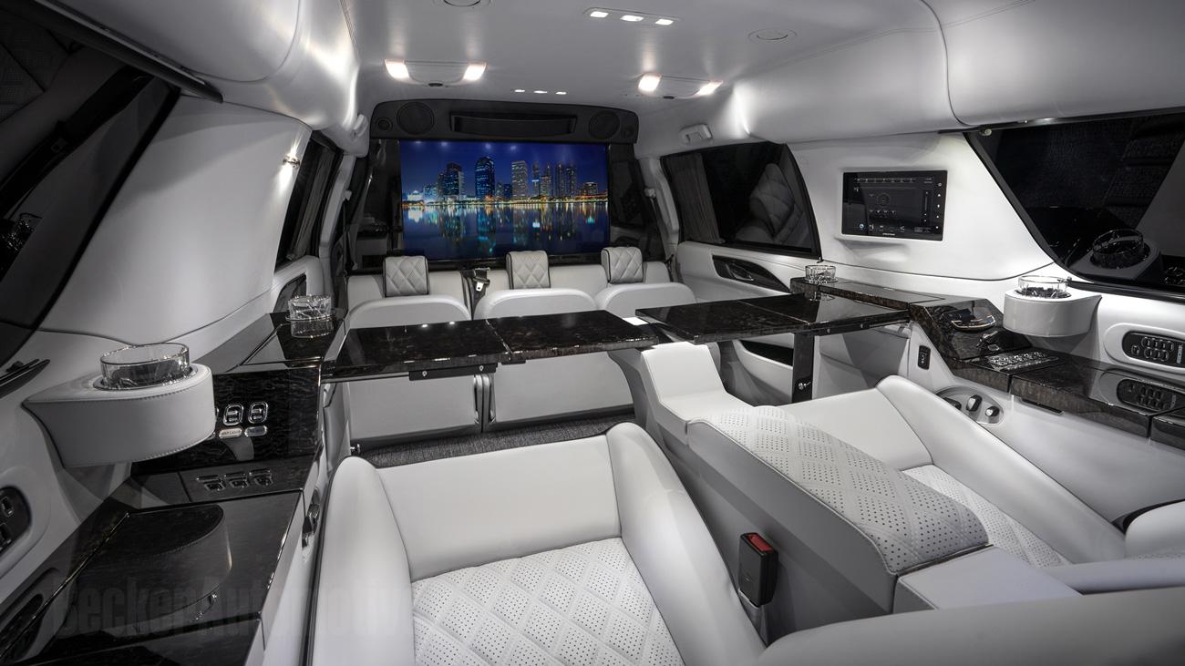 Роскошный Cadillac Escalade Сильвестра Сталлоне продают за 350 000 долларов