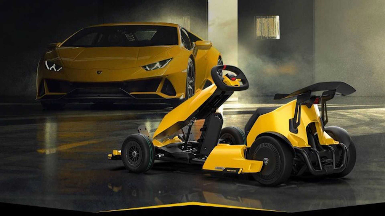 Xiaomi и Lamborghini построили электрический суперкарт