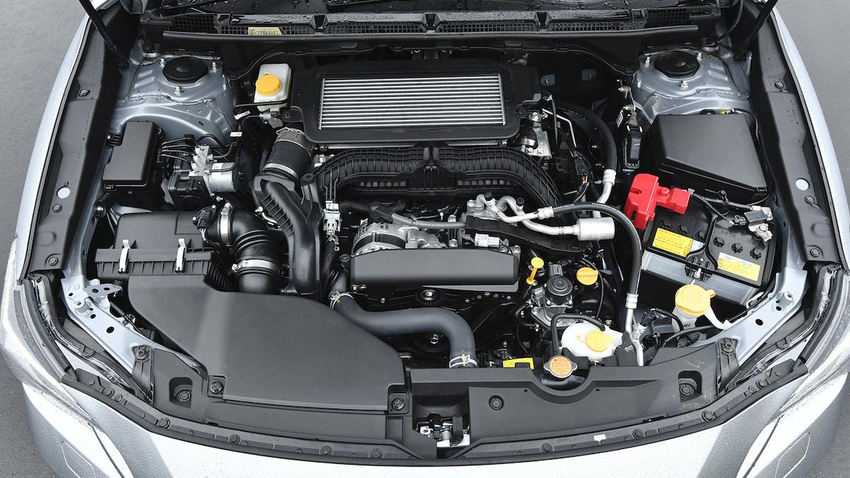 Subaru Levorg сменил поколение и получил новый оппозитный мотор