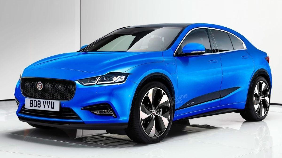 Марка Jaguar готовит соперника Tesla Model 3