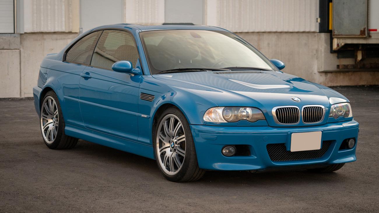 Спорткар BMW M3 E46 редкого цвета Laguna Seca продали за 2 миллиона рублей