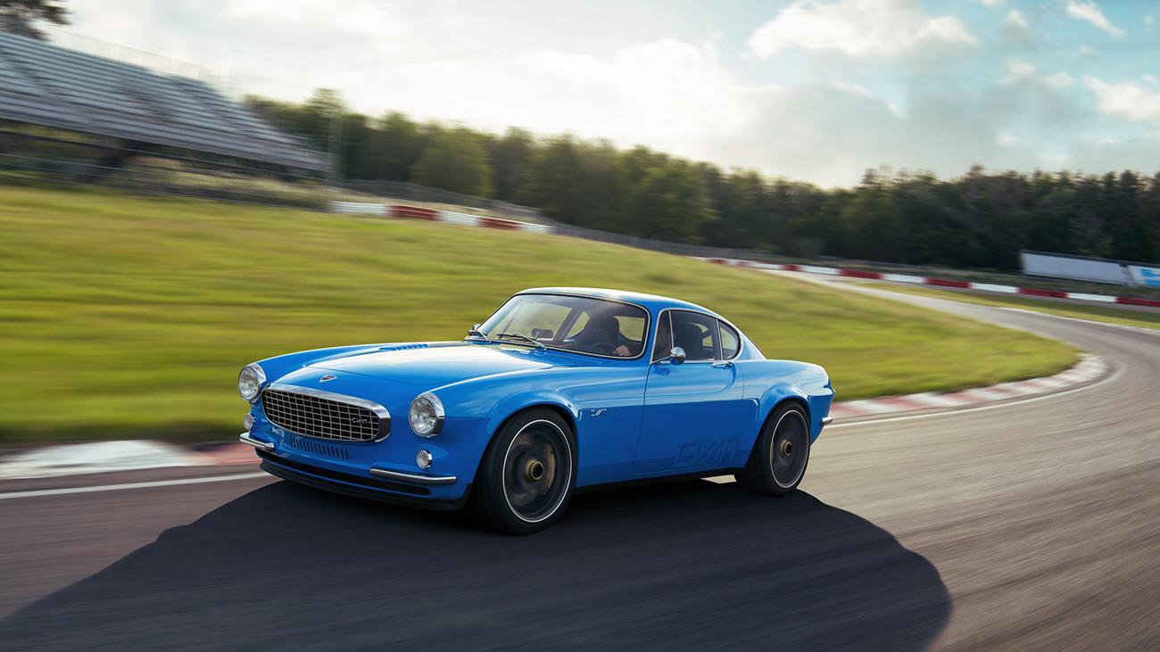 Рассекречен возрождённый спорткар Volvo за полмиллиона долларов