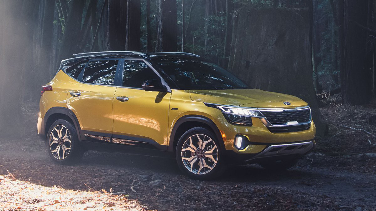 #10 Kia Seltos Август 2020 года: 1783 штуки  Динамика продаж: —  Динамика в рейтинге: —  Итого, 2020 год: 6339 штук Найти новый Kia Seltos на Авто.ру