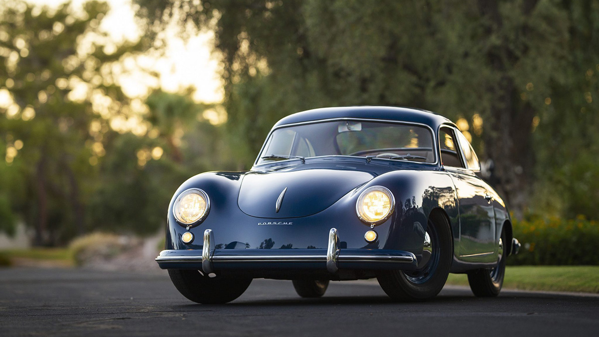 Этот 67-летний Porsche продают за 12 миллионов рублей. И вот почему