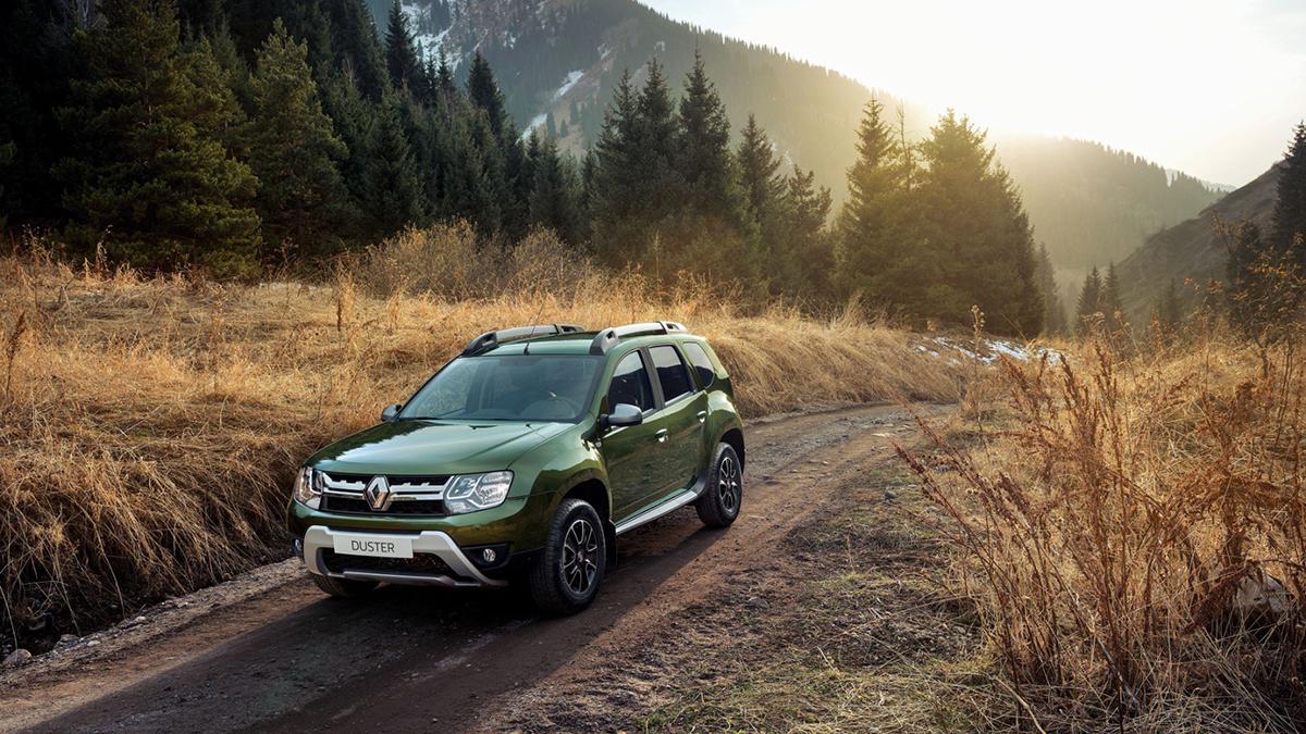 #3 Renault Duster Август 2020 года: 3101 штука  Динамика продаж: минус 0,3% Динамика в рейтинге: минус 1 позиция  Итого, 2020 год: 18 103 штуки, минус 26,1% Недорогие новые Renault Duster на Авто.ру