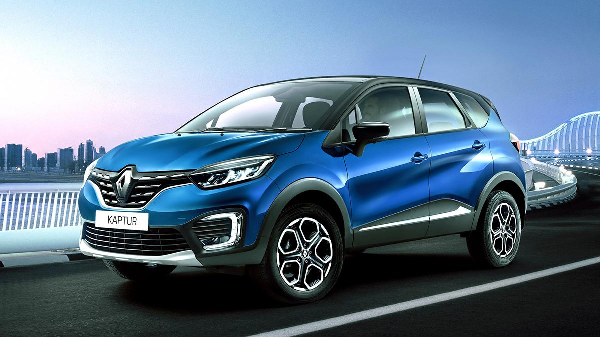 #9 Renault Kaptur Август 2020 года: 1785 штук  Динамика продаж: минус 26,5% Динамика в рейтинге: минус 2 позиции Итого, 2020 год: 12 096 штук, минус 32,9% Купить новый Renault Kaptur на Авто.ру