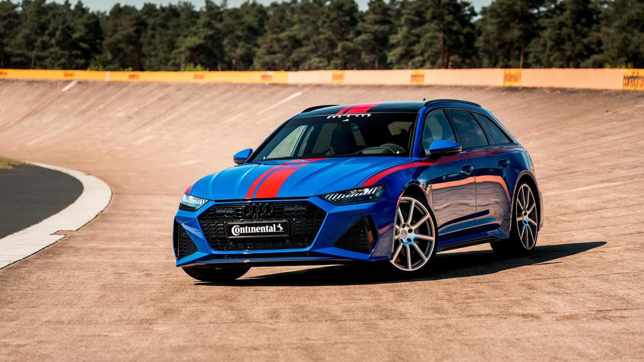 Немецкие тюнеры форсировали до 1000 л.с. сразу три модели Audi
