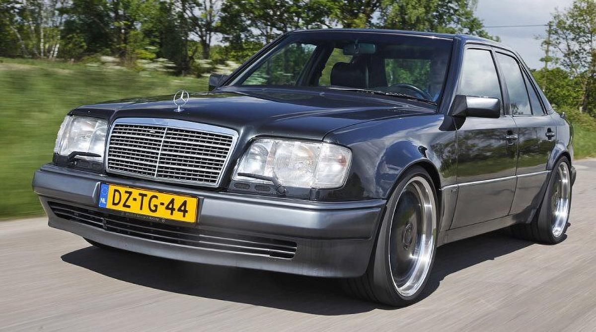 Внедорожный монстр, семидверный лимузин и «крылья чайки»: Mercedes-Benz E-класса W124, который вы не знали