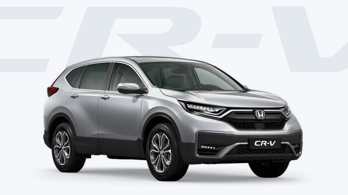 Компания Honda показала обновлённый кроссовер CR-V для России