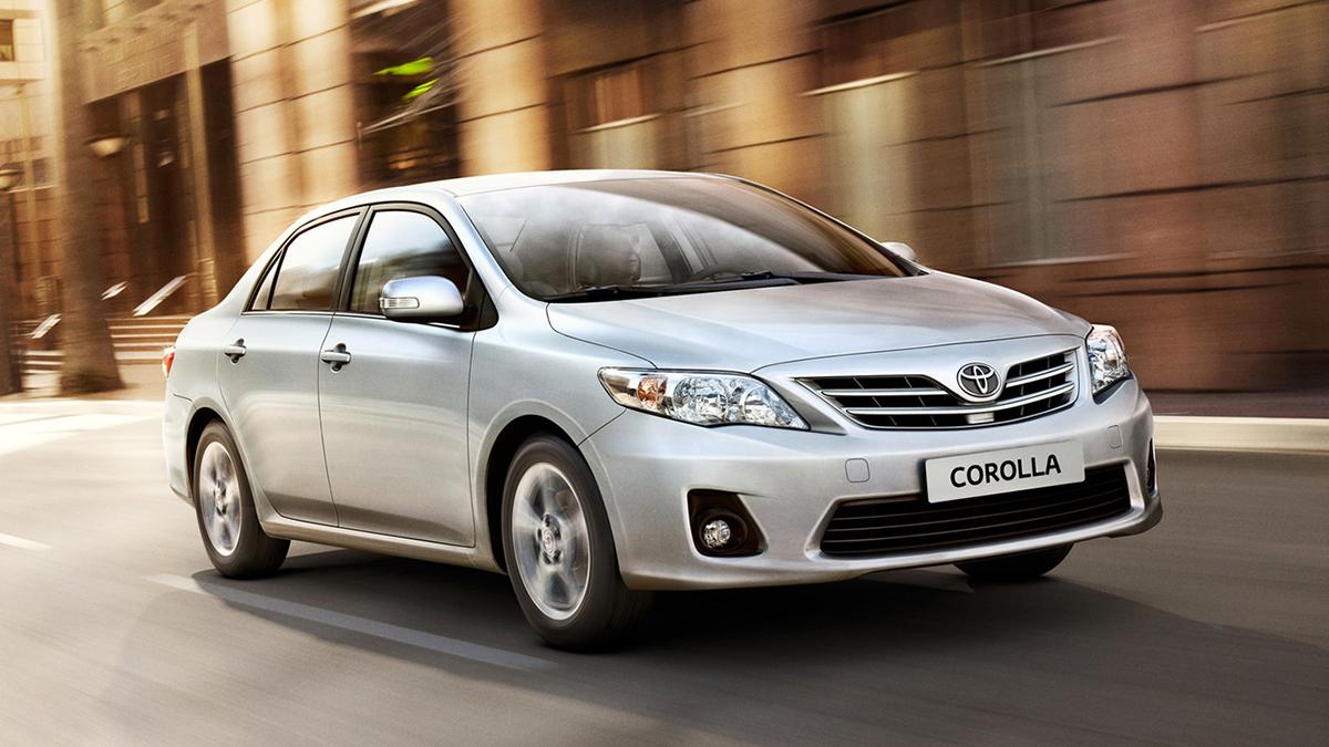 #5 Toyota Corolla Август, 2020 год: 10,8 тысячи штук  Динамика: плюс 12% Итого, 2020 год: 63,6 тысячи штук  Динамика: минус 6,1% Купить надёжную Toyota Corolla на Авто.ру