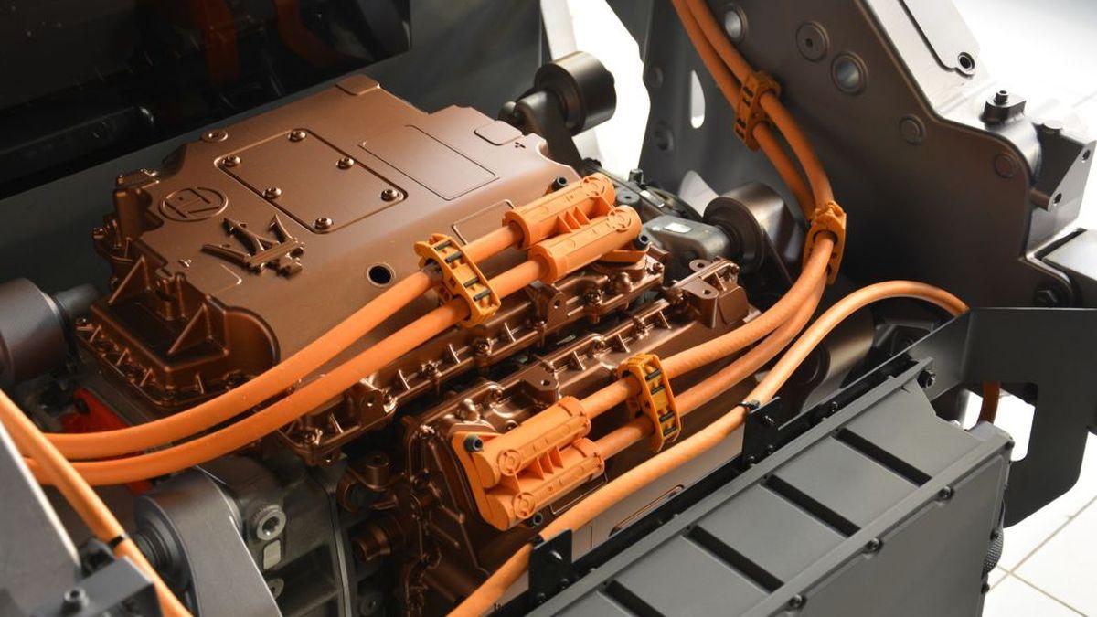 Электрическая версия Maserati MC20 окажется заметно мощнее бензиновой