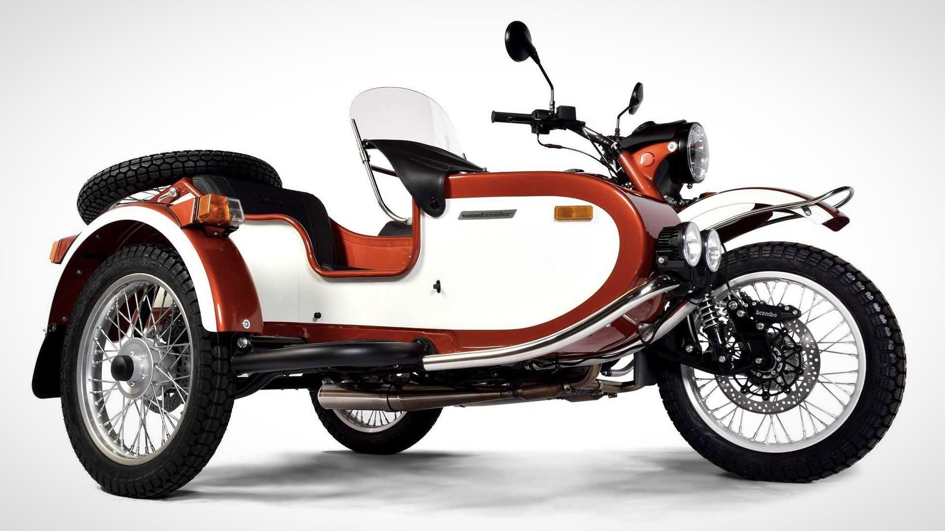 Мотоцикл Урал вышел в спецсерии Weekender SE за 1,5 миллиона рублей
