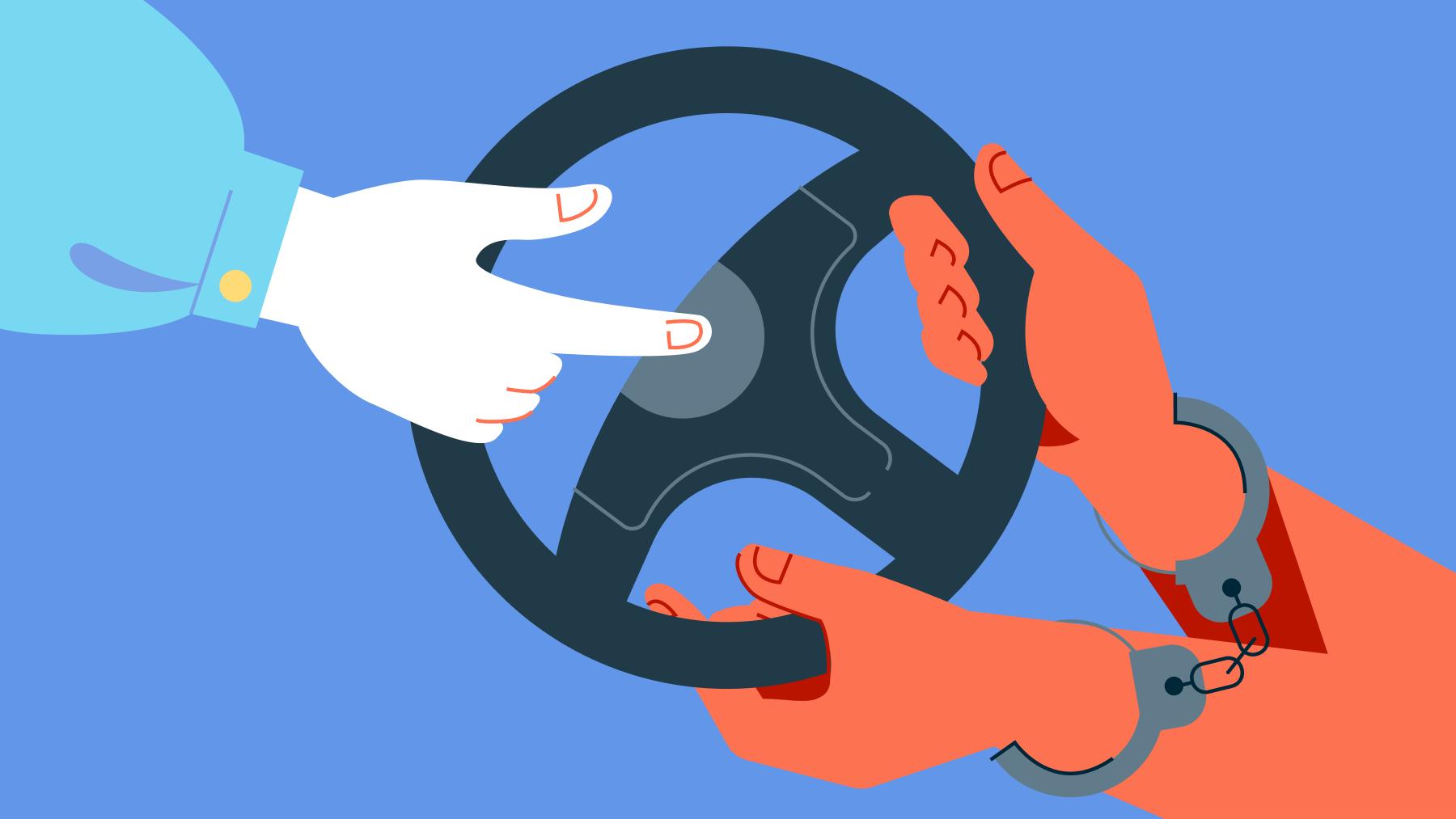 Что делать, если судебные приставы запретили водить автомобиль