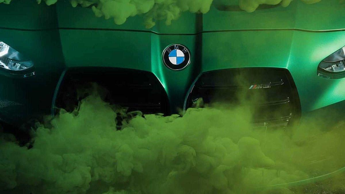 У новой BMW M3 будут огромные ноздри. Теперь уже точно