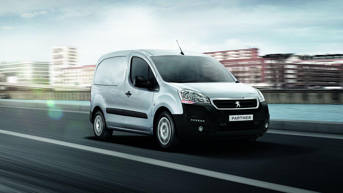 Компания Peugeot начнёт выпускать в России фургоны Partner