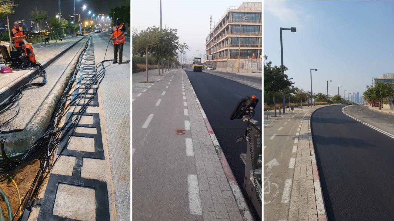 В Израиле научат дорогу заряжать аккумуляторы электрокаров во время движения