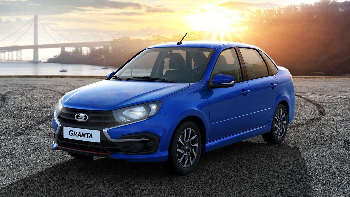 АвтоВАЗ рассказал о продажах «драйверской» Lada Granta