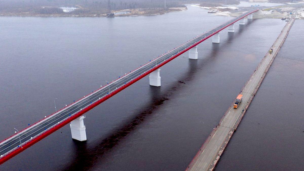 Самый дорогой российский мост: проезд по нему теперь стоит 185 000 рублей