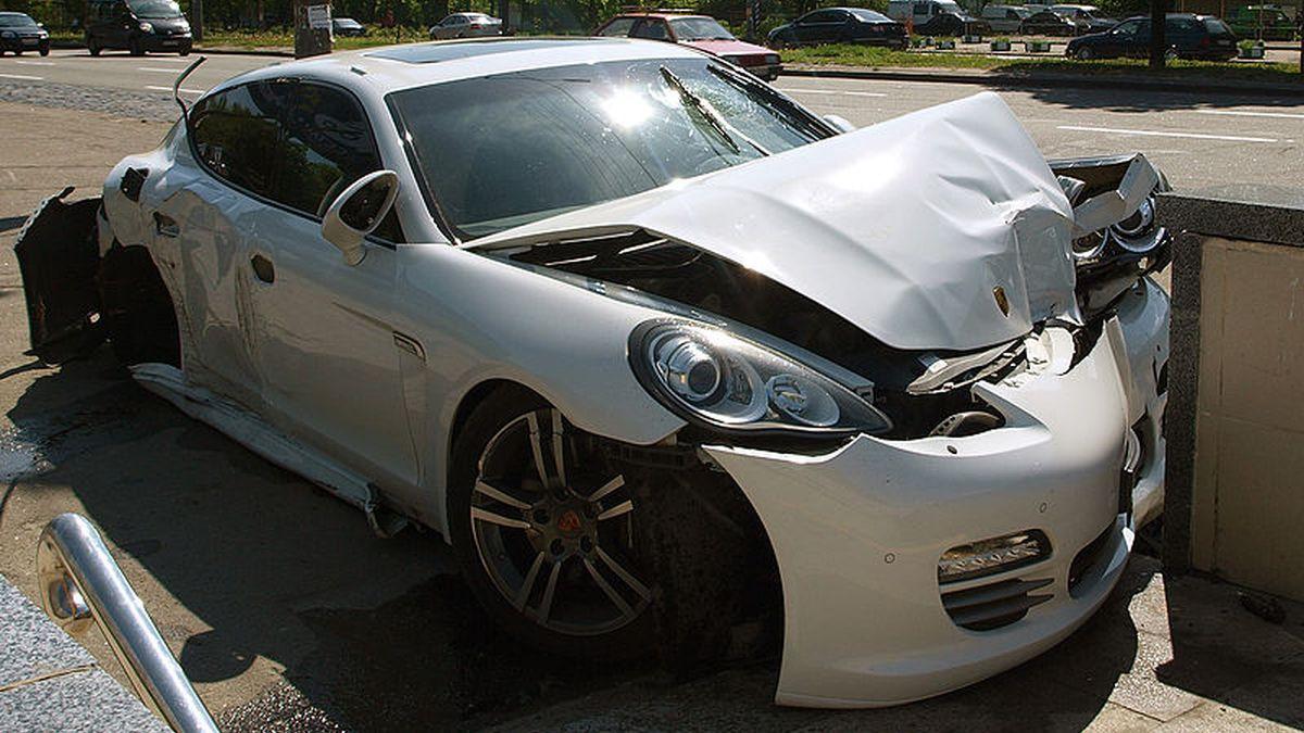 От Maserati до Porsche: 9 самых дорогих аварий по версии страховщиков