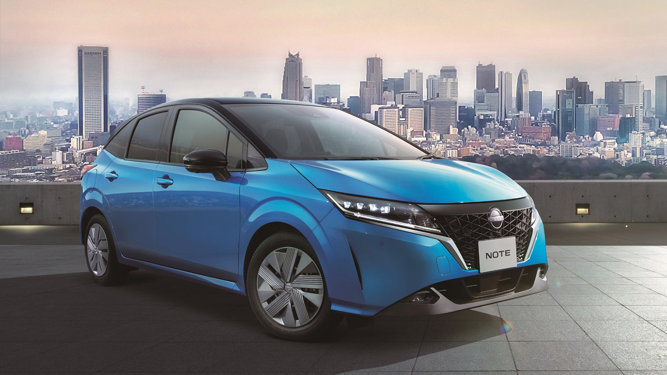 Только гибриды и новый салон: Nissan Note сменил поколение