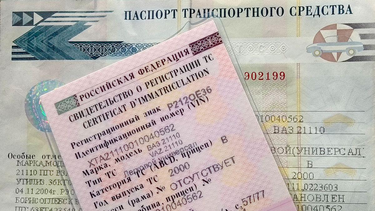 МВД утвердило изменения в водительских правах и ПТС