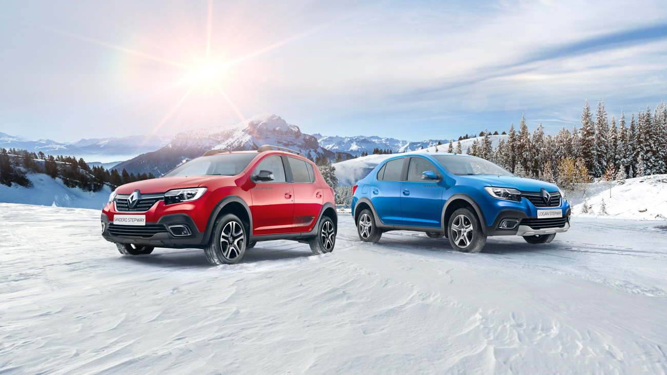 Обновлённые Renault Logan и Sandero для России: первые фото