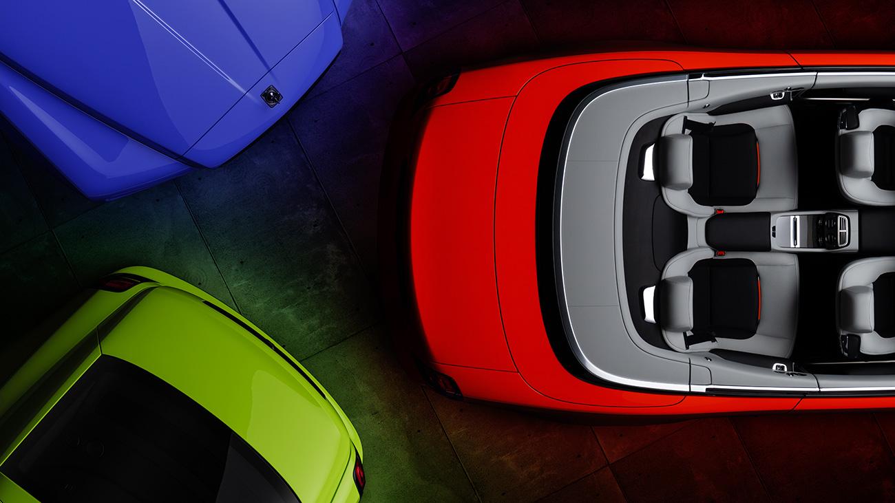 Rolls-Royce представил «неоновые» цвета для моделей Wraith, Dawn и Cullinan