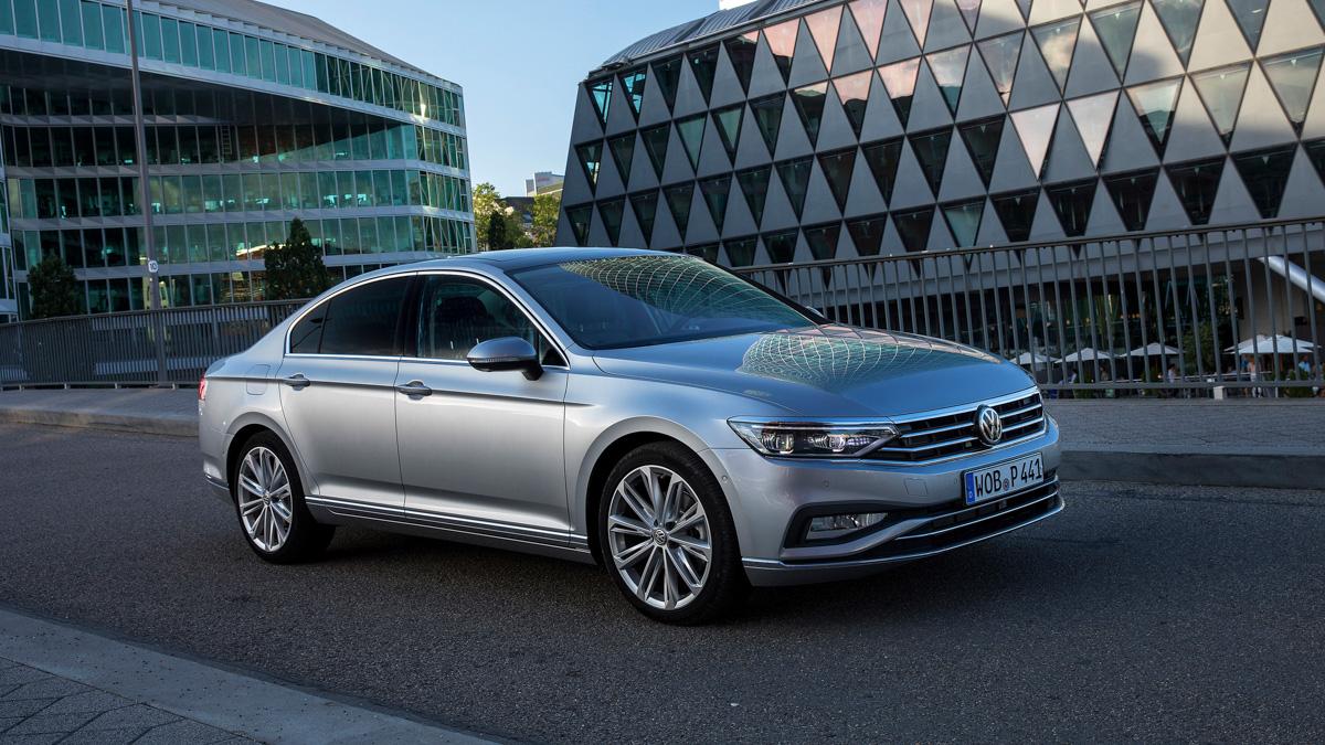 Volkswagen Passat с двухлитровым мотором вернётся в Россию
