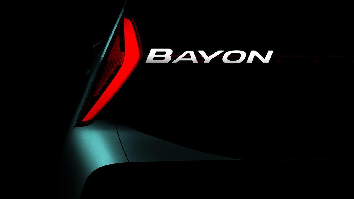 Hyundai назвала самый доступный кроссовер Bayon