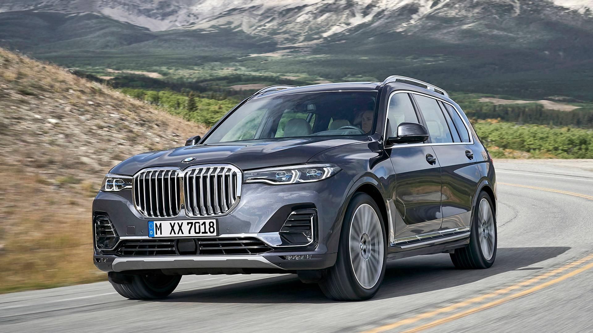В России отозвали автомобили BMW X5, X6, X7 — они могут потерять управление