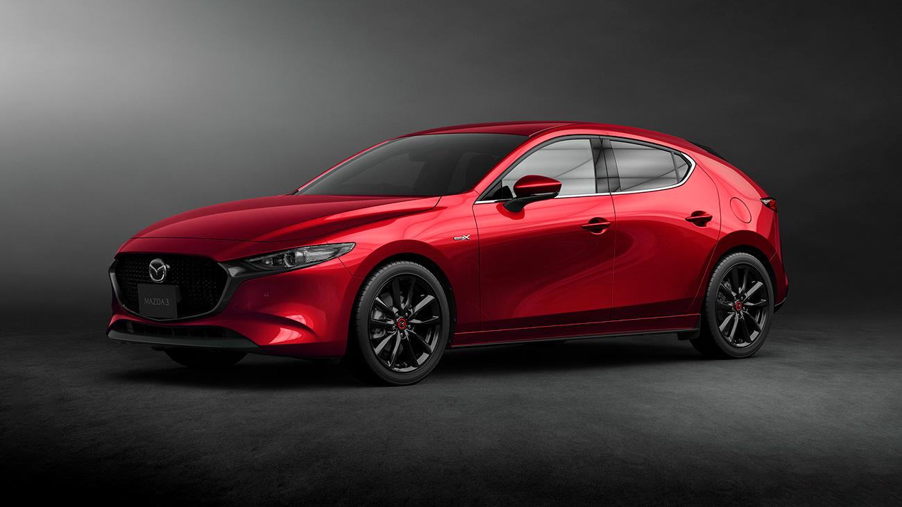 Mazda3 обновилась и стала мощнее, но не для России