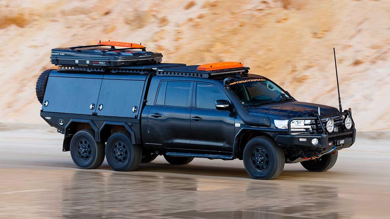 Crazy Cruiser: 9 сумасшедших проектов на базе Toyota Land Cruiser 200