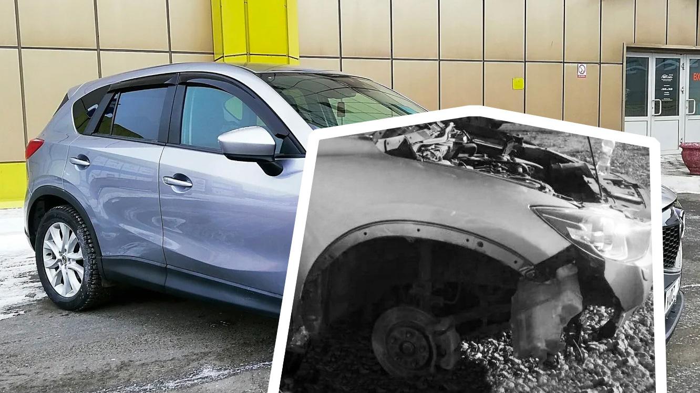 Mazda CX-5 сбогатой историей ДТП: очём нерассказывает продавец