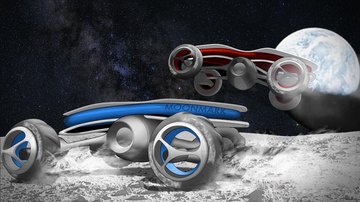 Первые в истории гонки на Луне могут пройти уже в 2021 году