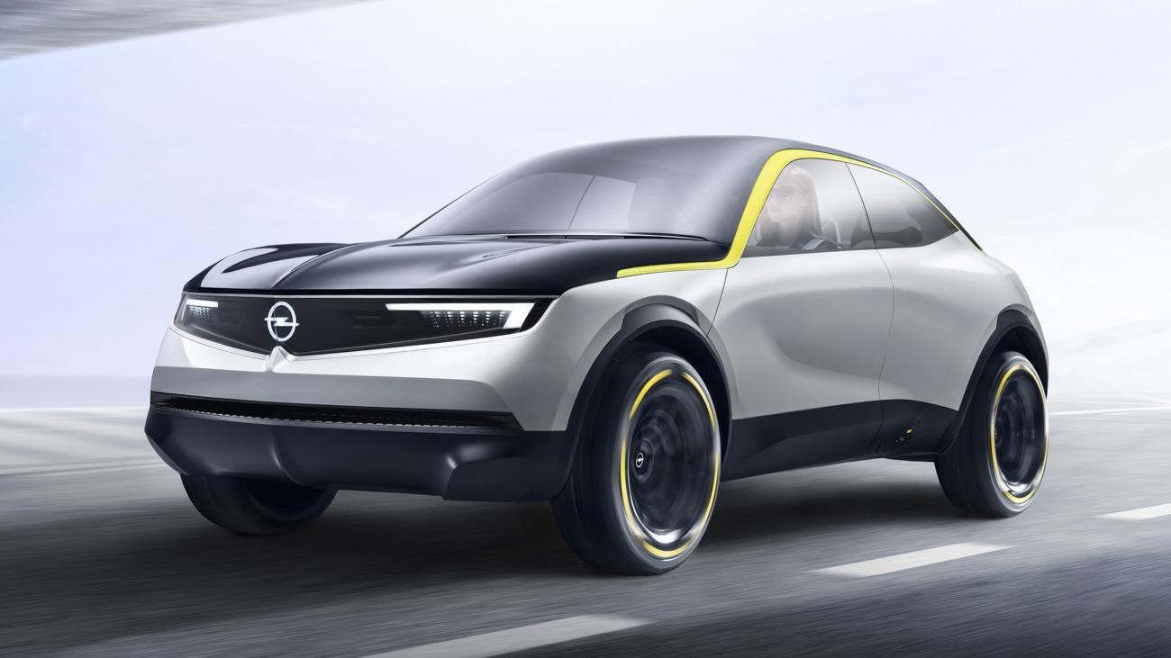 У Opel появился новый логотип
