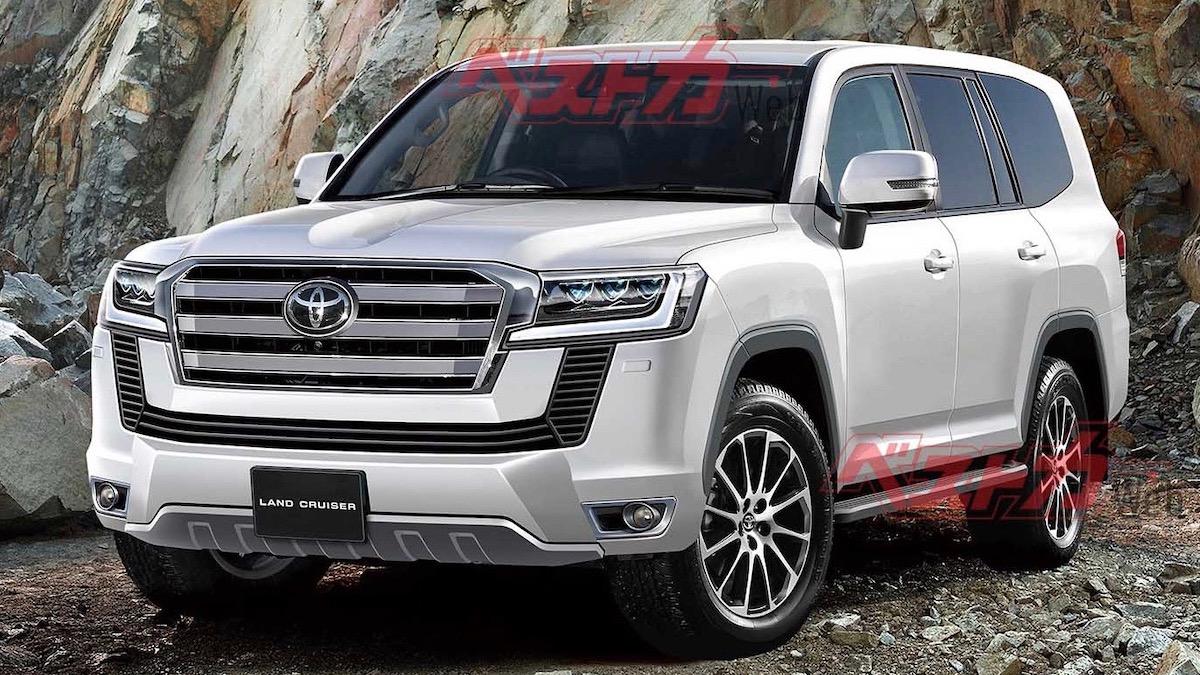 Toyota Land Cruiser может сменить поколение уже в апреле