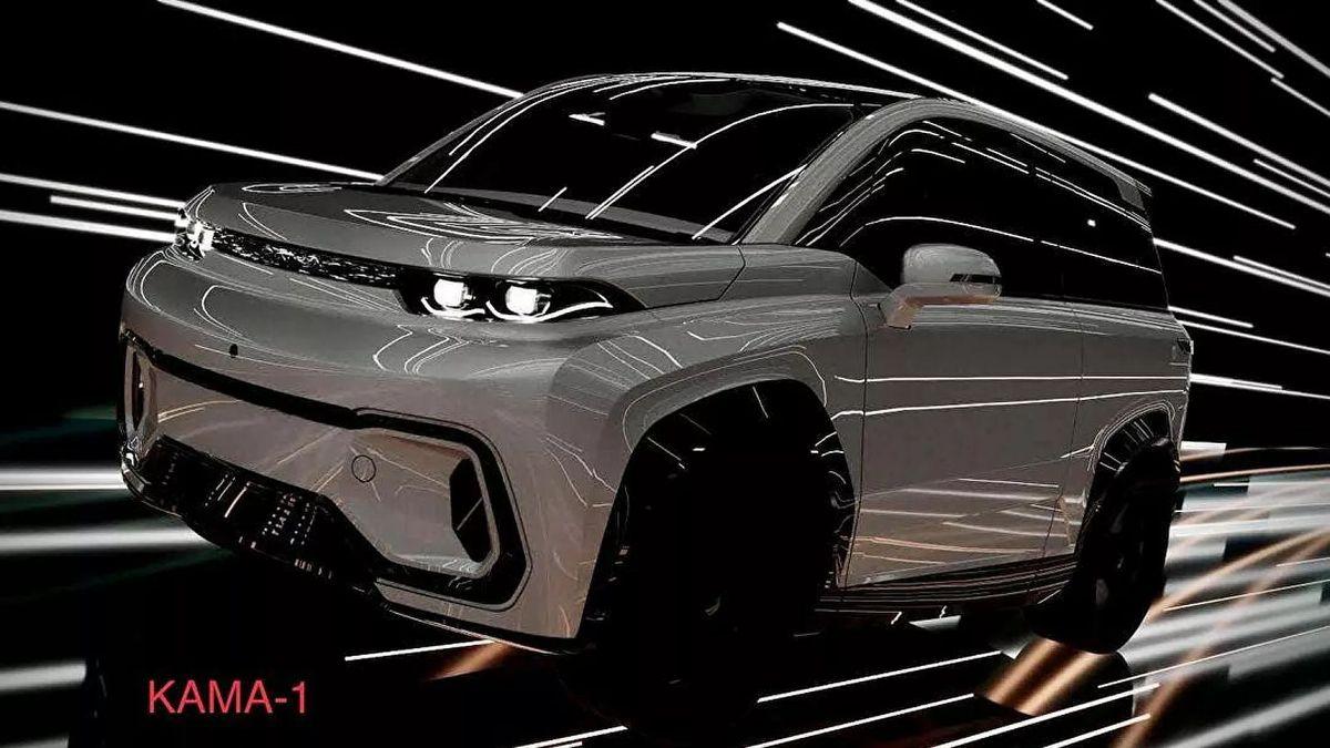 Первый российский серийный электромобиль: раскрыта дата премьеры