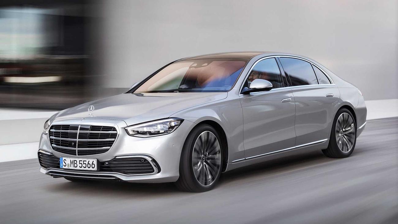 Стали известны российские цены на новый Mercedes-Benz S-класса