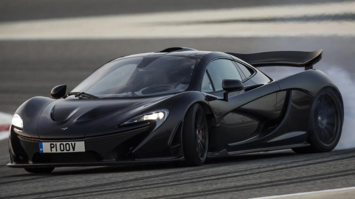 McLaren отложит выход нового флагманского гиперкара на несколько лет