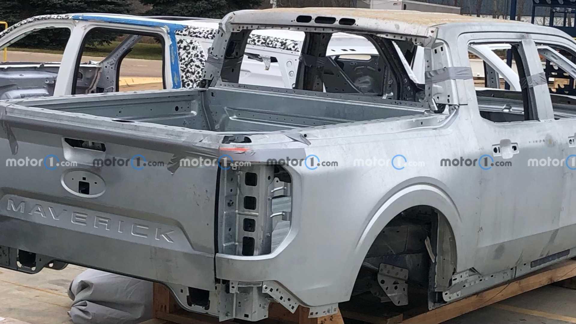 Ford Bronco Sport скоро превратится в пикап, и вот как он будет выглядеть