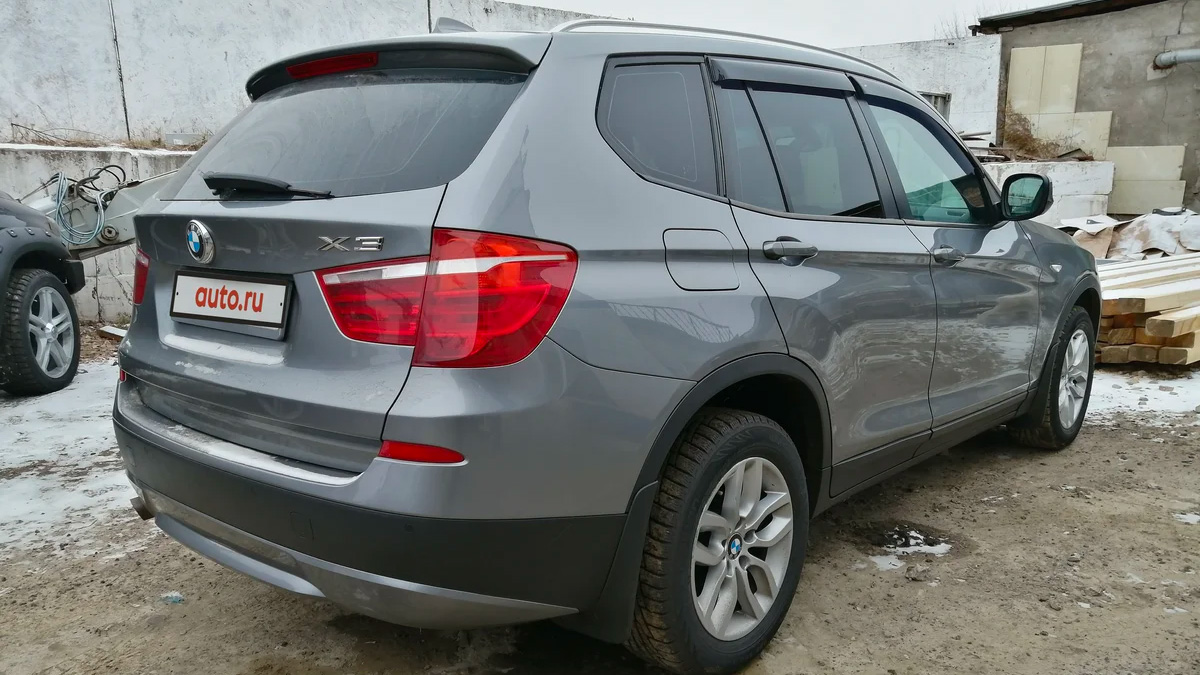 BMW X3, который ходил порукам: очём нерассказывает продавец