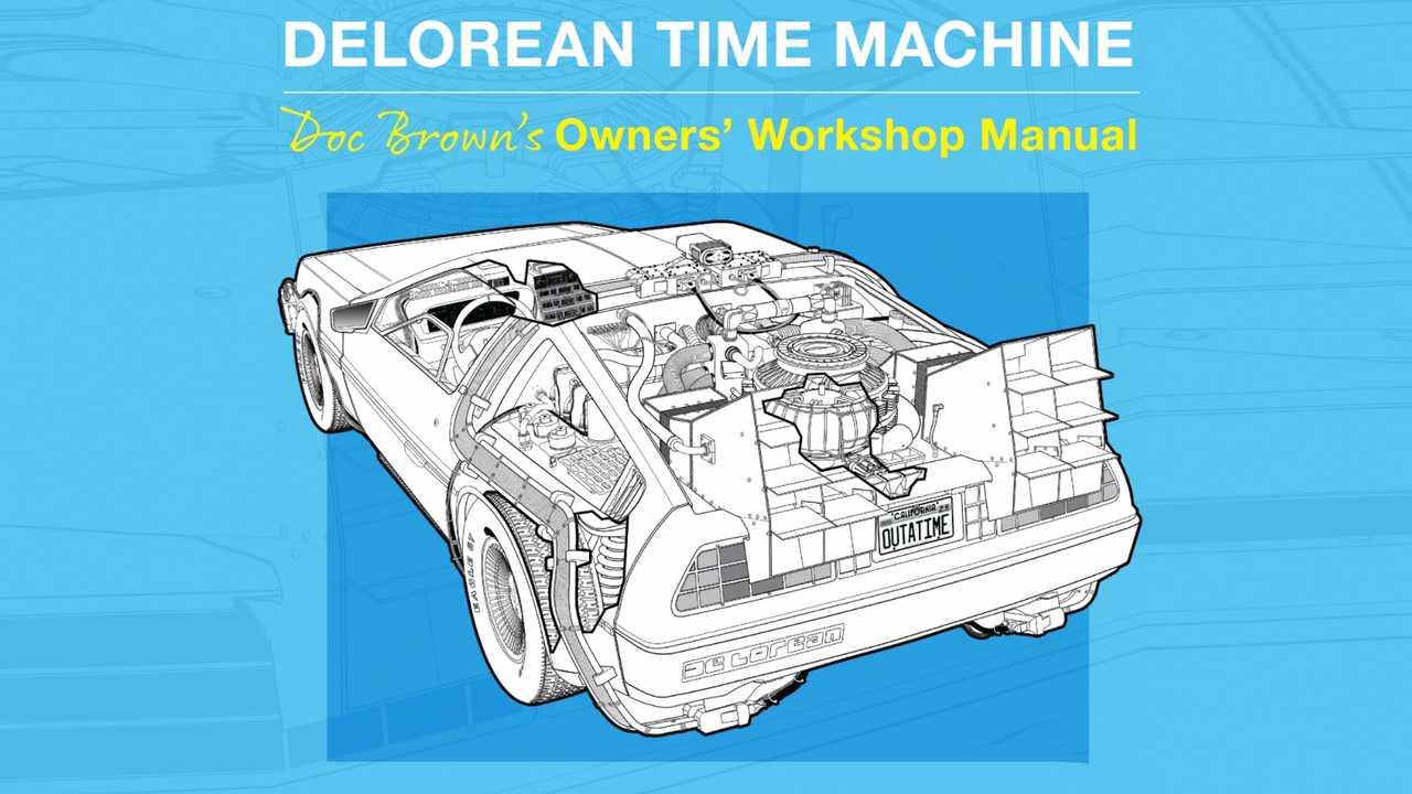 Как пользоваться машиной времени из фильма «Назад в будущее»: появилась инструкция