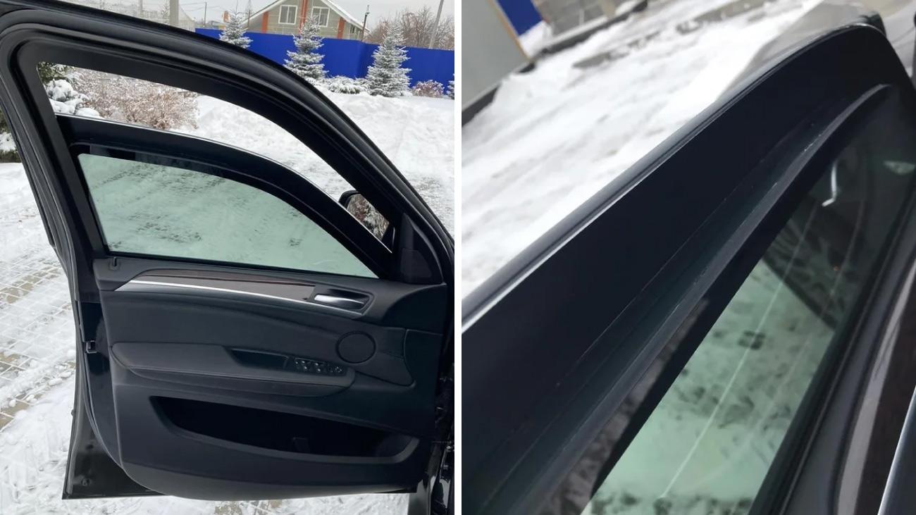 «Капсула времени»: 10-летний BMW X5 почти без пробега продают в России. Он бронированный