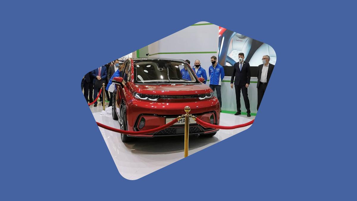 Первый российский электромобиль, отмена штрафов в Подмосковье и другие события дня