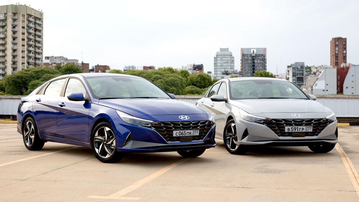 Названы цены на новую Hyundai Elantra для России, и она подорожала