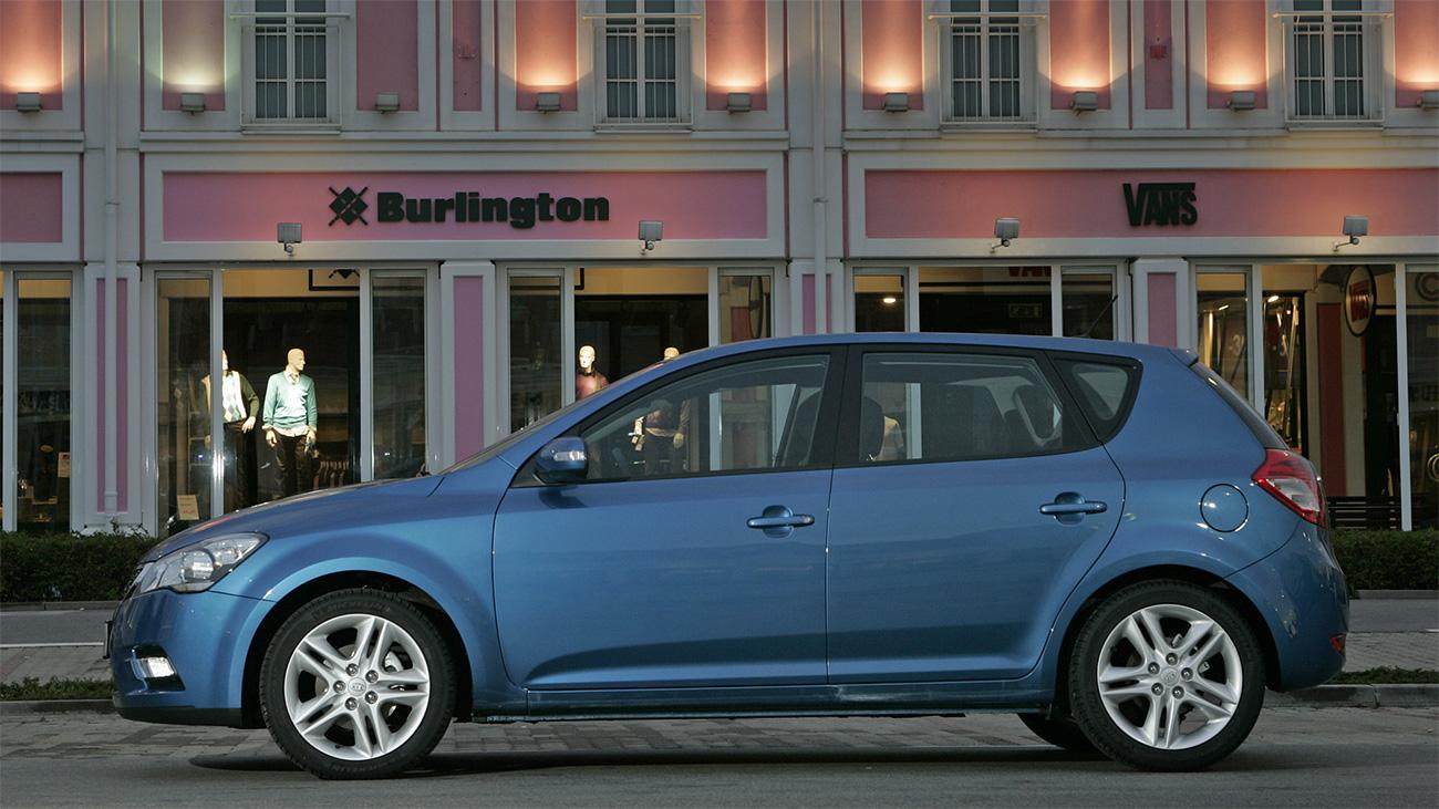 Надёжен ли рестайлинговый Kia Ceed I поколения: все проблемы автомобиля с пробегом