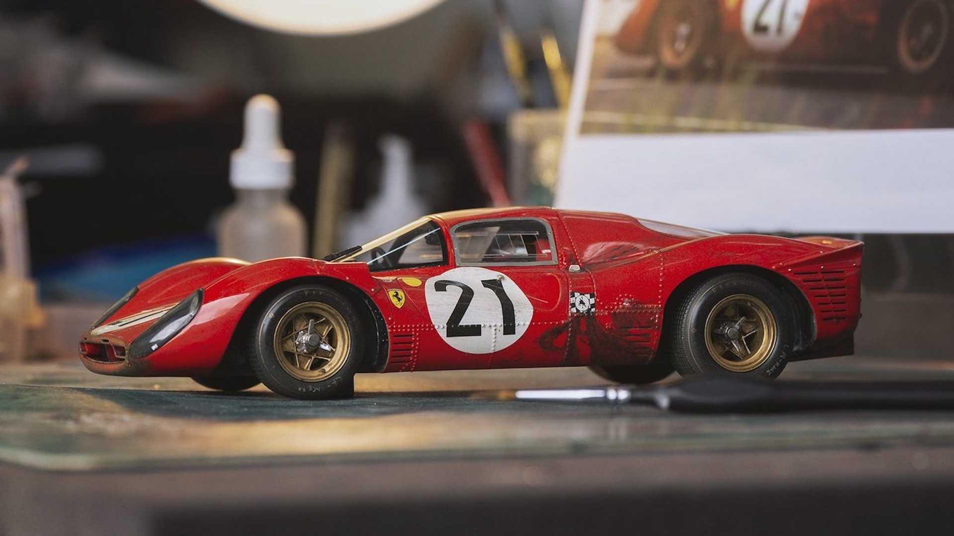 Коллекционную копию Ferrari 1967 года оценили в 100 тысяч рублей