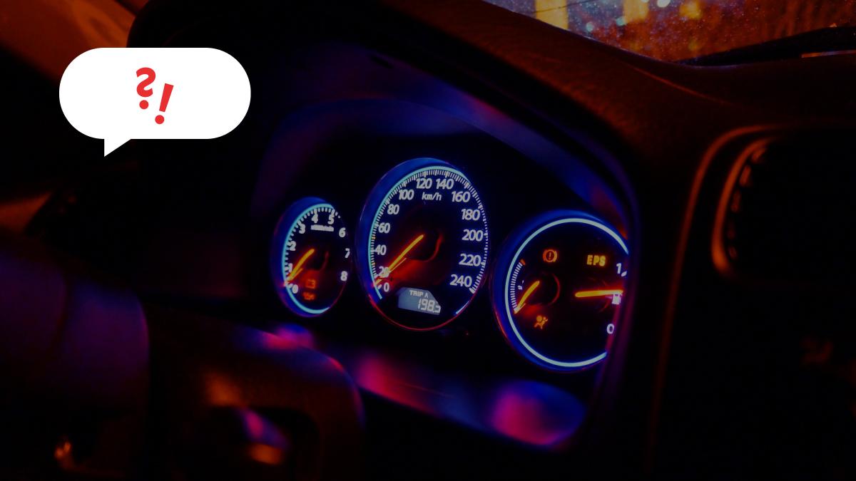Опрос: сколько километров выпроехали в2020 году?